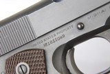Excellent WWII Colt 1911A1 Rig - 1944 - .45 - 11 of 17