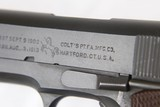 Excellent WWII Colt 1911A1 Rig - 1944 - .45 - 14 of 17