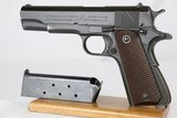 Excellent WWII Colt 1911A1 Rig - 1944 - .45 - 5 of 17