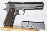 Excellent WWII Colt 1911A1 Rig - 1944 - .45 - 6 of 17
