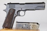 WWI Army Colt 1911 - 1918 - .45 - 3 of 13