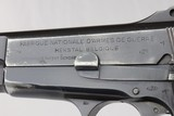 WWII Nazi Tangent FN Browning Hi Power Rig -~1941 - 9mm - 8 of 14