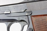 WWII Nazi Tangent FN Browning Hi Power Rig -~1941 - 9mm - 7 of 14
