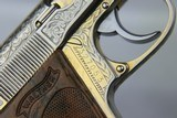 Himmler Engraved WWII Nazi Walther PPK - 7.65mm - 1941 - 12 of 19