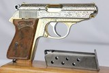 Himmler Engraved WWII Nazi Walther PPK - 7.65mm - 1941 - 5 of 19