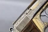 Himmler Engraved WWII Nazi Walther PPK - 7.65mm - 1941 - 14 of 19