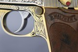 Himmler Engraved WWII Nazi Walther PPK - 7.65mm - 1941 - 18 of 19