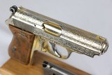Himmler Engraved WWII Nazi Walther PPK - 7.65mm - 1941 - 6 of 19