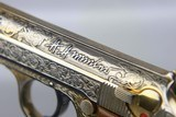 Himmler Engraved WWII Nazi Walther PPK - 7.65mm - 1941 - 16 of 19