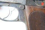 Rare, Original Engraved WWII Nazi era Walther PPK - 1932 - 7.65mm - 15 of 15