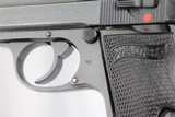 Rare WWII Nazi Police Walther PP - 1944 - 7.65mm - 6 of 10