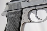 Rare WWII Nazi Police Walther PP - 1944 - 7.65mm - 8 of 10