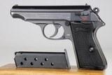 WWII Nazi Luftwaffe Walther PP - Matching Magazine - 1941 - 7.65mm - 1 of 12