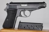 WWII Nazi Luftwaffe Walther PP - Matching Magazine - 1941 - 7.65mm - 3 of 12