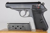 Scarce 9mm Walther PP - Nazi Era - 1938 - 1 of 10
