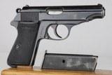 Scarce 9mm Walther PP - Nazi Era - 1938 - 3 of 10