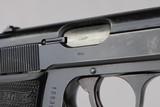 Scarce 9mm Walther PP - Nazi Era - 1938 - 8 of 10