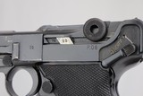 Beautiful WII Nazi Black Widow P.08 Luger Rig - 1941 - 9mm - 7 of 18