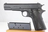 Rare Nazi Kongsberg Colt M1914 - 1945 - 11.25mm