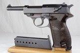 Scarce Walther Mod P.38 WW2 / WWII 9mm
