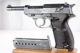 Rare 1940 Walther P.38 - Matching Magazine & Grips WW2 / WWII 9mm