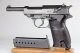 Rare Walther P.38 - No Date 9mm