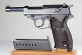 Scarce Walther P.38 - 480 Code WW2 / WWII 9mm