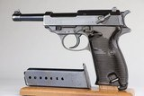 First Variation AC 41 Walther P.38 WW2 / WWII 9mm