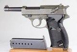 Rare, Minty Mauser P.38 - Dual-Tone, FN Slide WW2 / WWII 9mm 1944