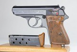 Early Walther PPK - 1st Year Production ~1930 7.65mm
