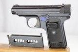 Rare Sauer Export M1926 7.65mm 1926-27
