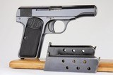 Rare Japanese FN 1910 Browning - With Capture Document 7.65mm WW2 / WWII - 4 of 15