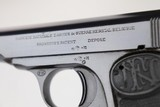 Rare Japanese FN 1910 Browning - With Capture Document 7.65mm WW2 / WWII - 7 of 15