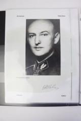 Police M1940 Steel Helmet of SS-Brigadeführer and Knights Cross Awardee Hans Plesch WW2 / WWII - 17 of 25