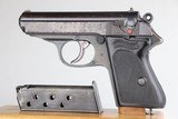 Police Walther PPK - Rarest Variation 7.65mm WW2 / WWII 1944 - 1 of 11