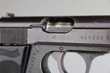 Police Walther PPK - Rarest Variation 7.65mm WW2 / WWII 1944 - 9 of 11