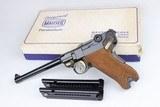 ANIB Interarms American Eagle Luger 9mm Post-WW2