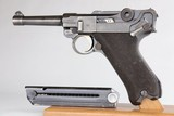 Rare Commercial Mauser Luger - 1939 Mfg 9mm WW2 / WWII