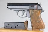 RZM Walther PPK 7.65mm 1935 WW2 / WWII Interwar Period - 1 of 9