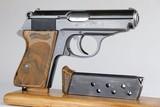 RZM Walther PPK 7.65mm 1935 WW2 / WWII Interwar Period - 3 of 9