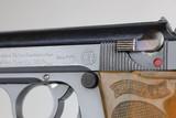 RZM Walther PPK 7.65mm 1935 WW2 / WWII Interwar Period - 6 of 9