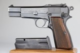 Nazi FN Browning Hi Power - Early Tangent Sight 9mm ~1941 WW2 / WWII