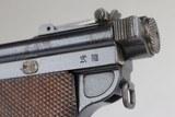 Rare Papa Nambu Rig 8mm 1910s - 7 of 14