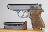 Excellent .22 Walther PPK ~1940 WW2 / WWII