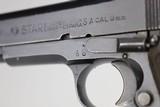 Scarce Nazi Star Model B Rig 9mm 1944 WW2 / WWII - 8 of 15