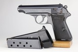 Commercial Walther PP Rig - 1936 Mfg 7.65mm - 2 of 11