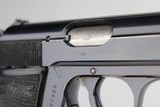 Commercial Walther PP Rig - 1936 Mfg 7.65mm - 9 of 11