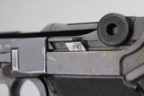 Nazi Black Widow Mauser Luger P.08 9mm 1942 WW2 / WWII - 7 of 14