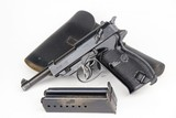 Excellent Nazi Mauser P.38 Rig 9mm 1944 WW2 / WWII - 1 of 15