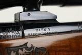 Minty Weatherby Mark V Lazermark Bolt Action Rifle - 16 of 19